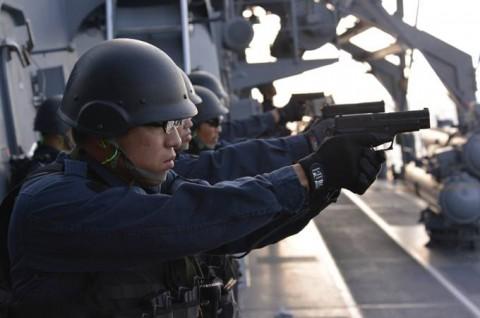 派遣海賊対処行動水上部隊(第23次)すずなみ・まきなみ」 12月No3