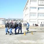 田浦地区防災関係機関連携訓練