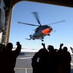 第57次南極地域観測協力のようす(基地設営・空輸)