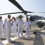 海上自衛隊 派遣海賊対処行動水上部隊(23次隊)