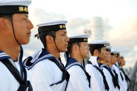 平成27年度 第1回護衛隊群米国派遣訓練(グアム方面)03