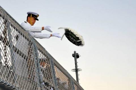 平成27年度 第1回護衛隊群米国派遣訓練(グアム方面)10