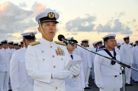 平成27年度 第1回護衛隊群米国派遣訓練(グアム方面)12