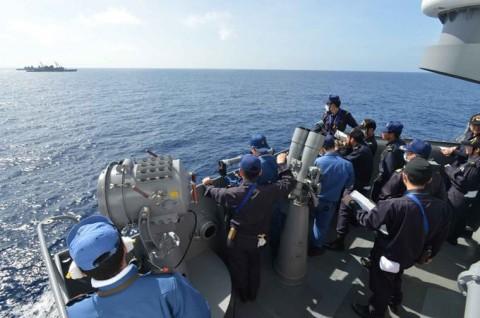 平成27年度外洋練習航海2【海上自衛隊一般幹部候補生課程(部内)】1
