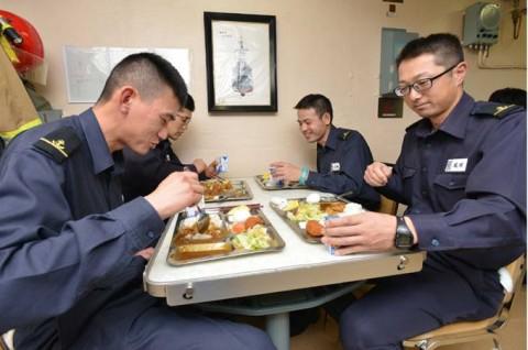 平成27年度外洋練習航海2【海上自衛隊一般幹部候補生課程(部内)】10