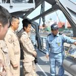 第21次派遣海賊対処行動航空隊第4次派遣海賊対処行動支援隊の記録