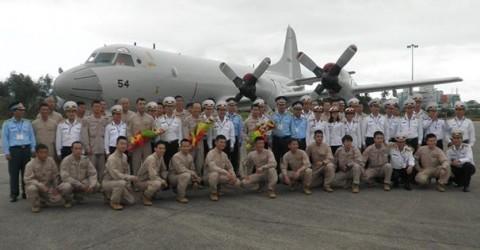 派遣海賊対処行動航空隊(21次隊)ベトナムのダナンに寄港1
