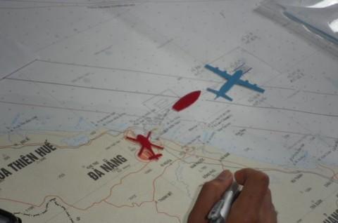 派遣海賊対処行動航空隊(21次隊)ベトナムのダナンに寄港8