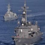 派遣海賊対処行動水上部隊(23次隊)の記録 海上自衛隊(2月)