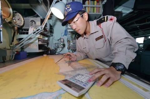 派遣海賊対処行動水上部隊(23次隊)No5