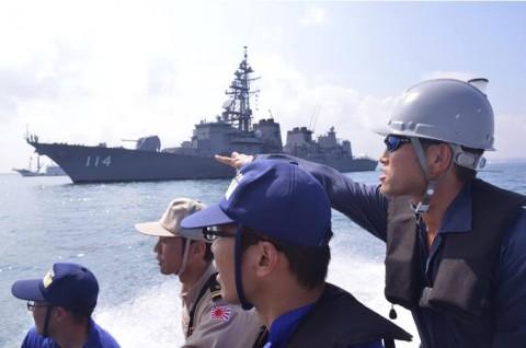 派遣海賊対処行動水上部隊(23次隊)No6