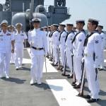 平成27年度外洋練習航海4【海上自衛隊一般幹部候補生課程(部内)】