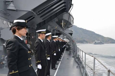 平成27年度外洋練習航海(部内)の様子No02