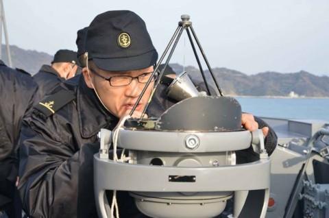 平成27年度外洋練習航海(部内)の様子No03