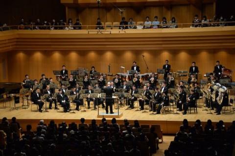 海上自衛隊東京音楽隊 第55回定期演奏会 画像No1
