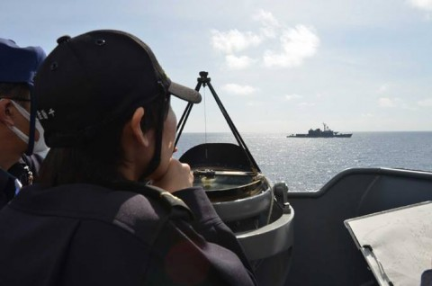 平成27年度外洋練習航海2【海上自衛隊一般幹部候補生課程(部内)】3