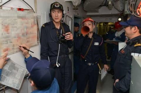 平成27年度外洋練習航海2【海上自衛隊一般幹部候補生課程(部内)】4