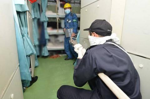 平成27年度外洋練習航海2【海上自衛隊一般幹部候補生課程(部内)】5