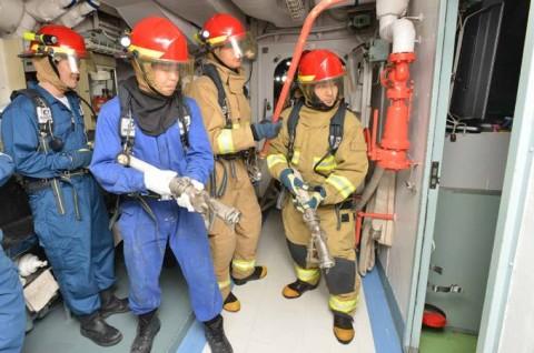 平成27年度外洋練習航海2【海上自衛隊一般幹部候補生課程(部内)】6