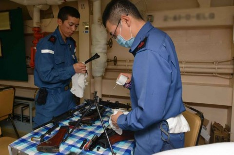 平成27年度外洋練習航海2【海上自衛隊一般幹部候補生課程(部内)】7