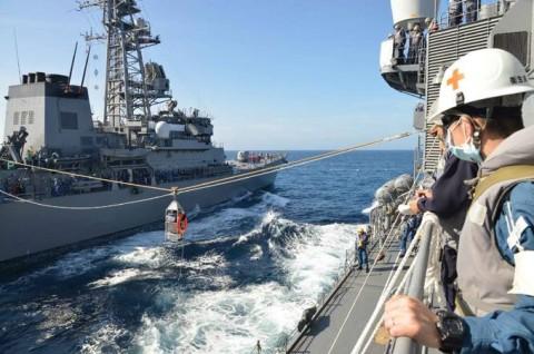 平成27年度外洋練習航海(部内)の記録1