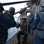 平成27年度外洋練習航海3【海上自衛隊一般幹部候補生課程(部内)】