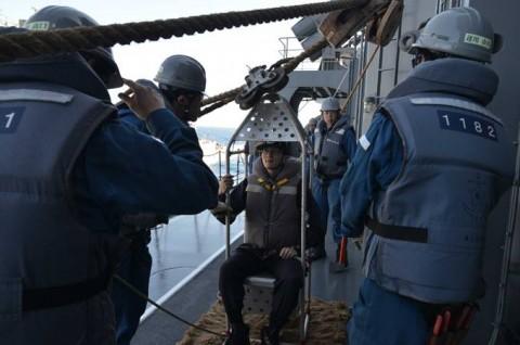 平成27年度外洋練習航海(部内)の記録2