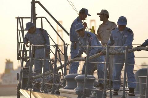 派遣海賊対処行動水上部隊(23次隊)5
