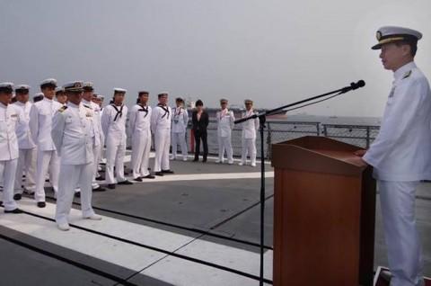 インド海軍主催国際観艦式への参加No02