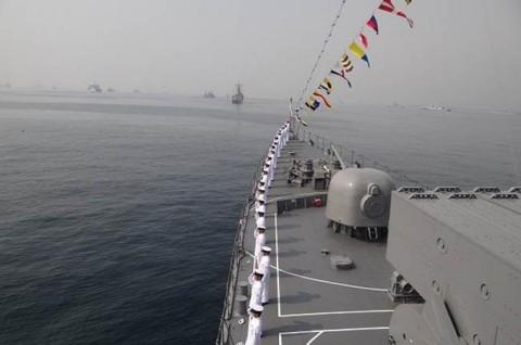 インド海軍主催国際観艦式への参加No03