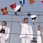 インド海軍主催国際観艦式への参加【海上自衛隊】