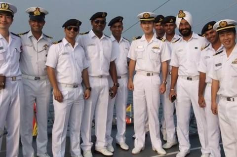インド海軍主催国際観艦式への参加No09
