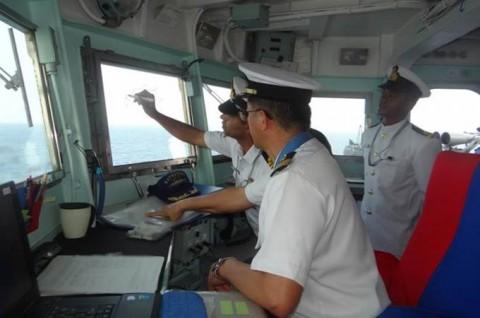 インド海軍主催国際観艦式への参加No10
