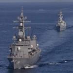 日基(パキスタン)共同訓練(CTF151)【海上自衛隊】
