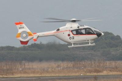 海上自衛隊 回転翼練習機 TH-135の画像