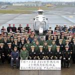 第211教育航空隊のTH-135練習機 15号機目領収による教育体制確立