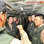 第22次派遣海賊対処行動航空隊の隊員の様子2海上自衛隊海賊対処