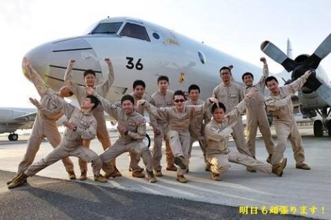 2第22次派遣海賊対処行動航空隊の隊員の様子2画像No3