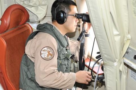 第22次派遣海賊対処行動航空隊の隊員の様子3海上自衛隊海賊対処2