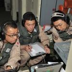 第22次派遣海賊対処行動航空隊の隊員の様子3海上自衛隊海賊対処