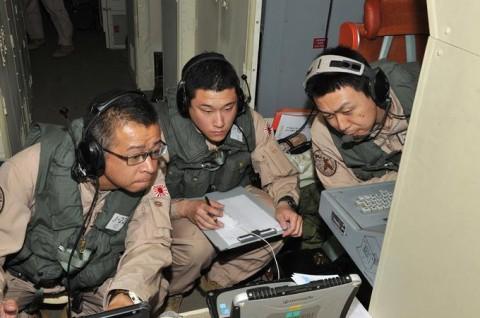 第22次派遣海賊対処行動航空隊の隊員の様子3海上自衛隊海賊対処3