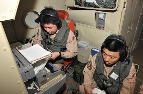 第22次派遣海賊対処行動航空隊の隊員の様子3海上自衛隊海賊対処4