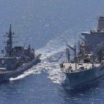派遣海賊対処行動水上部隊(23次隊) 海上自衛隊facebook