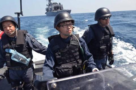 派遣海賊対処行動水上部隊(23次隊) 海上自衛隊facebook4
