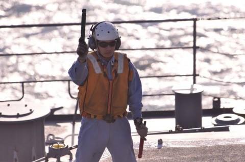 派遣海賊対処行動水上部隊(23次隊) 護衛艦「すずなみ」、「まきなみ」隊員の記録4