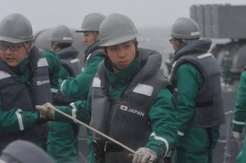派遣海賊対処行動水上部隊(24次隊) 護衛艦ゆうだち隊員の記録No07