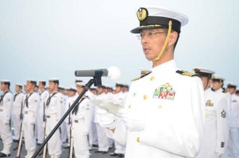 派遣海賊対処行動水上部隊(24次隊) 護衛艦ゆうだち隊員の記録No08