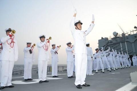 派遣海賊対処行動水上部隊(24次隊) 護衛艦ゆうだち隊員の記録No11