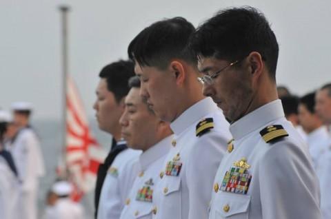 派遣海賊対処行動水上部隊(24次隊) 護衛艦ゆうだち隊員の記録No12