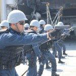 派遣海賊対処行動水上部隊(24次隊) 護衛艦「ゆうぎり」隊員の記録2